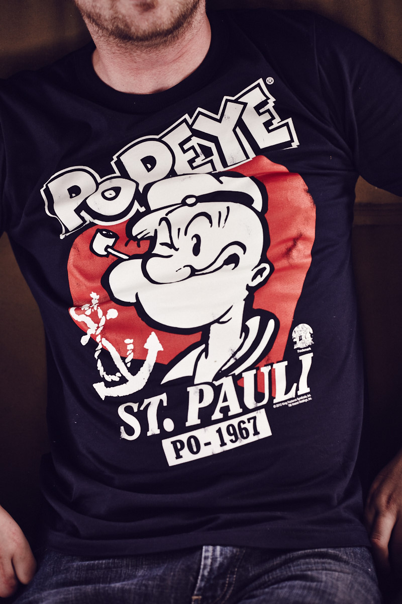 thaeger menswear fashion logoshirt popeye detail. Black Bedroom Furniture Sets. Home Design Ideas