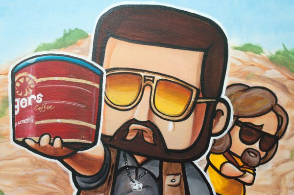 Cute Emo Pop Culture Icons Big Lebowski
