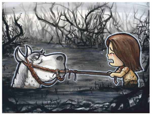 Cute Emo Pop Culture Icons Neverending Story