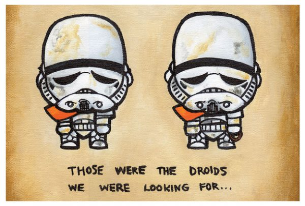 Cute Emo Pop Culture Icons Stormtroopers