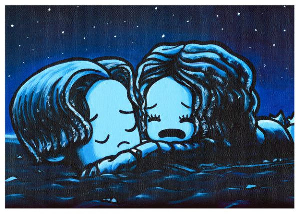 Cute Emo Pop Culture Icons Titanic