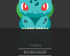 Pokémon Starters by Thong Le Bulbasaur