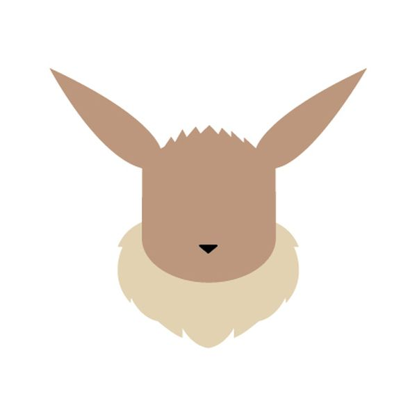 eevee evolution by Geraldo Solihin eevee