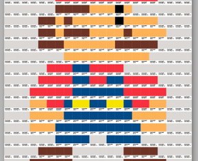Pantone as pixel by Txaber 10