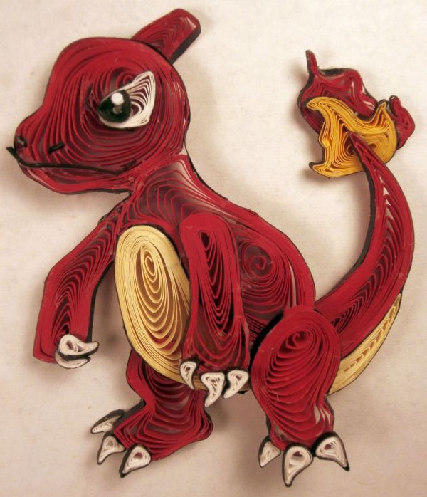 Paper Quilling Starter Generation One by Aimie Holdorf Charmeleon