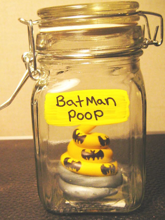 fake-poop-michelle-antoni-batman