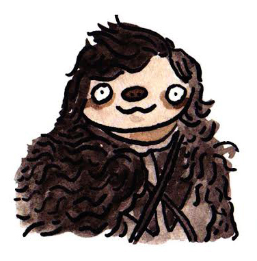 game-of-thrones-sloths-robb-stark
