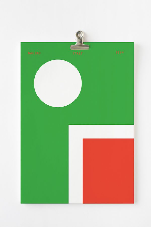 italia world cup posters nick barclay