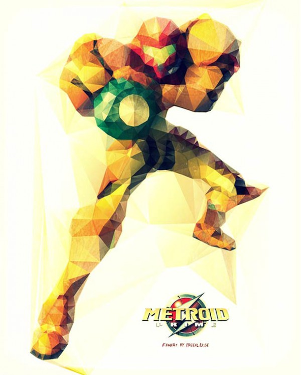 polygon hero metroid