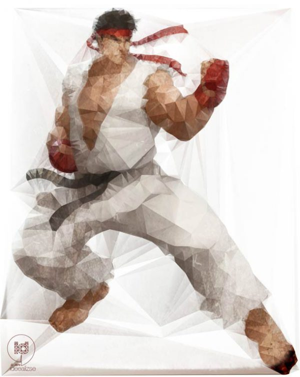 polygon hero ryu