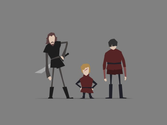 Game-of-Thrones-Fan-art-tyrion-bronn