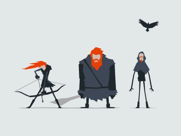 Game-of-Thrones-Fan-art-wildlings-ygrid