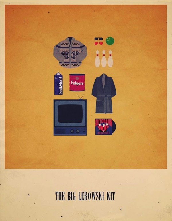 Movies Hipster Kits Big Lebowski
