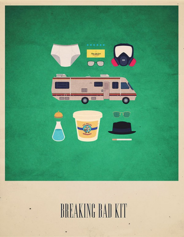 Movies Hipster Kits Breaking Bad