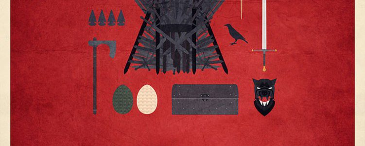 Movies Hipster Kits Game of Thrones
