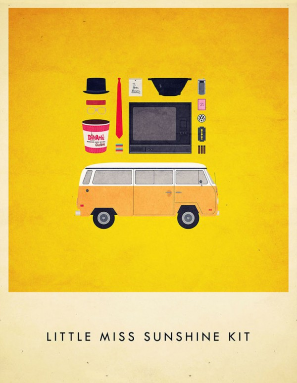 Movies Hipster Kits Little Miss Sunshine