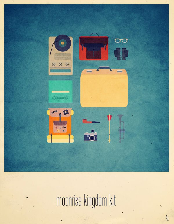 Movies Hipster Kits Moonrise Kingdom