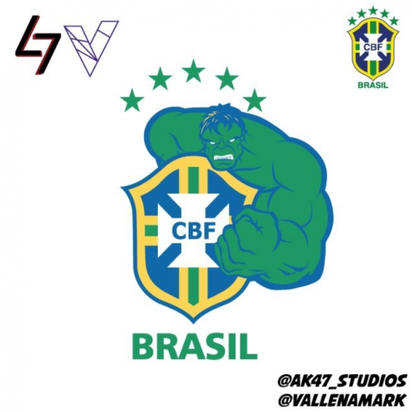 Soccer World Cup Heroes Brasil
