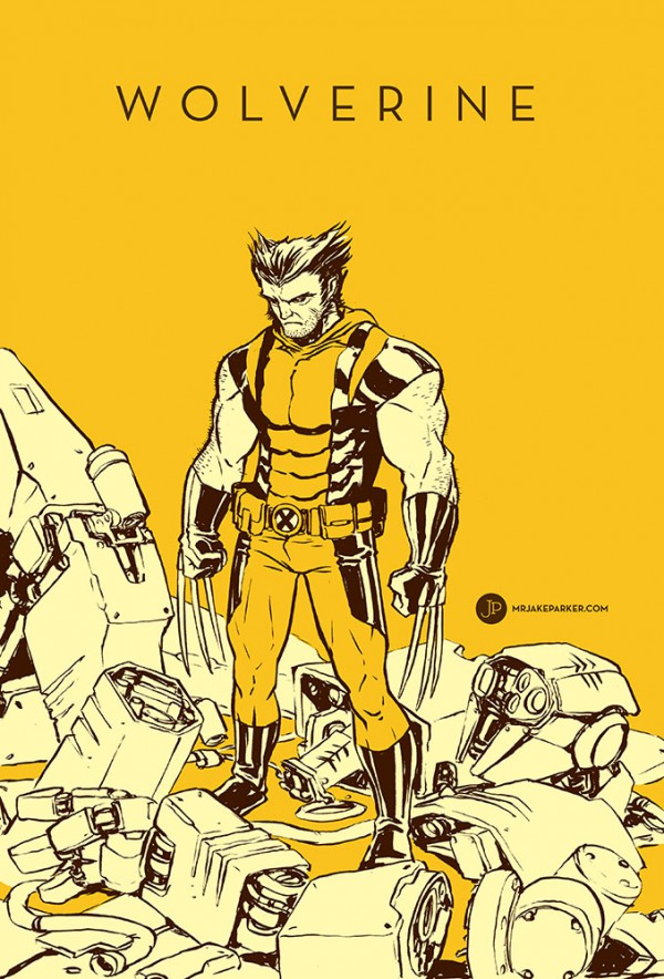 Spectacular Avengers Wolverine