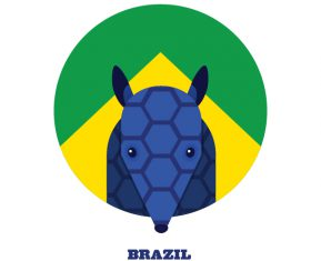 World Cup Postcards Brazil