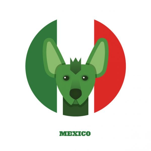 World Cup Postcards Mexico