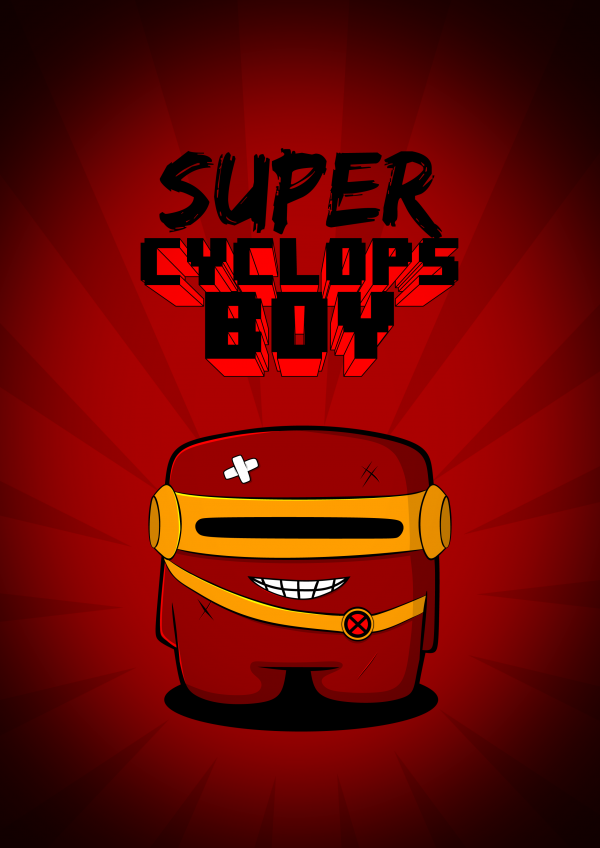 super cyclops boy