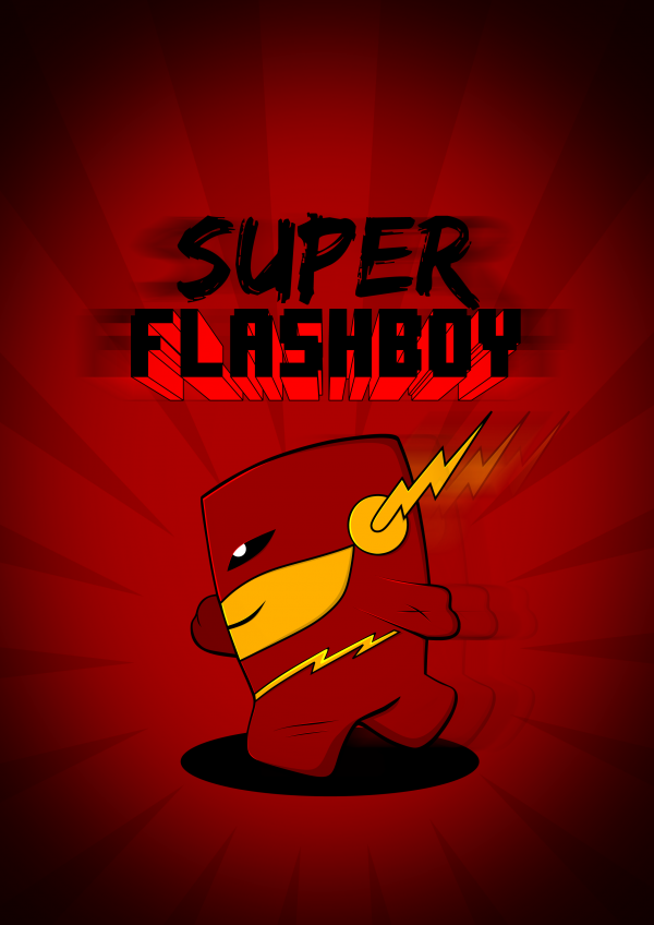 super flash boy