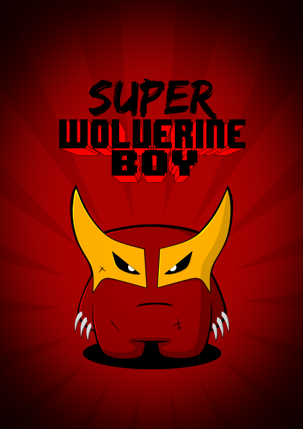 super wolverine boy