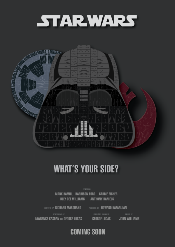 Star Wars Choose Your Side 01