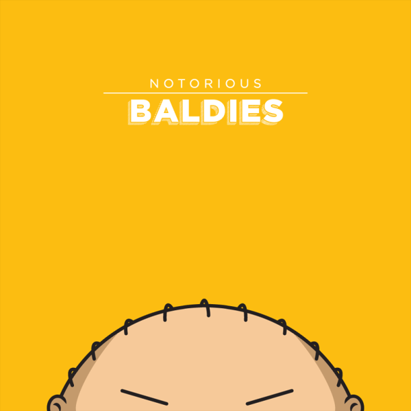 Notorious Baldies by Mr Peruca 10