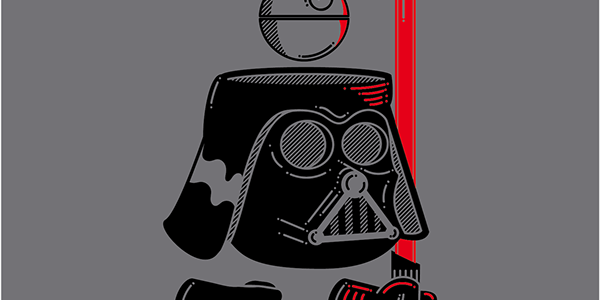 Famous Hungry by Sr. Aderezo Darth Vader