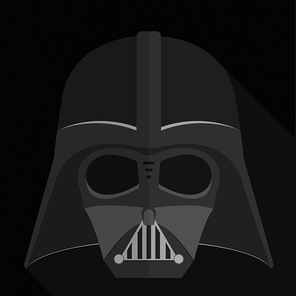 Star Wars by Alexandr Gorelenkov Darth Vader