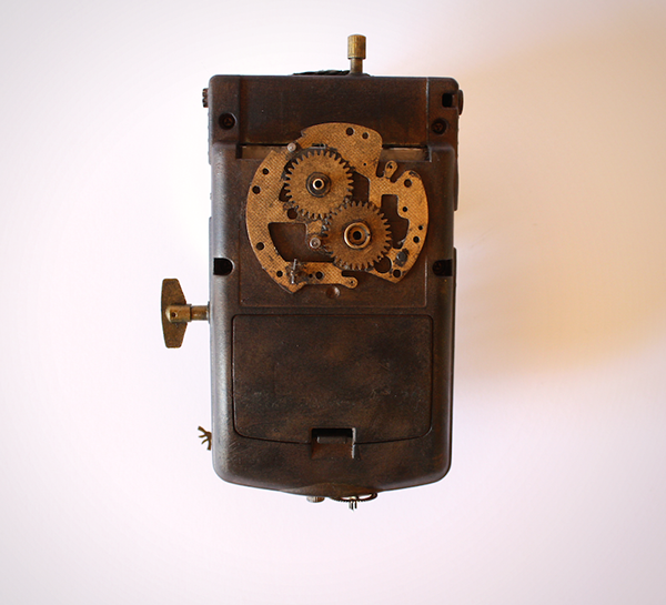 Steampunk Game Boy by Elise Siegwald 05