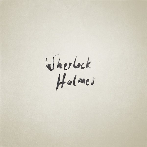 Famous People Iconic Letters Sherlock Homes