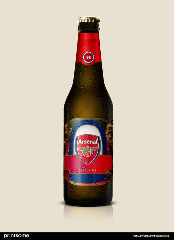 Beer-tualising-Famous-Brands-Beers-arsenal