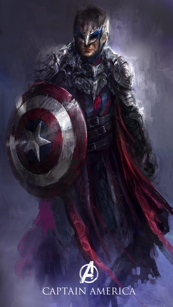 dark-fantasy-avengers-age-of-ultron-captain-america