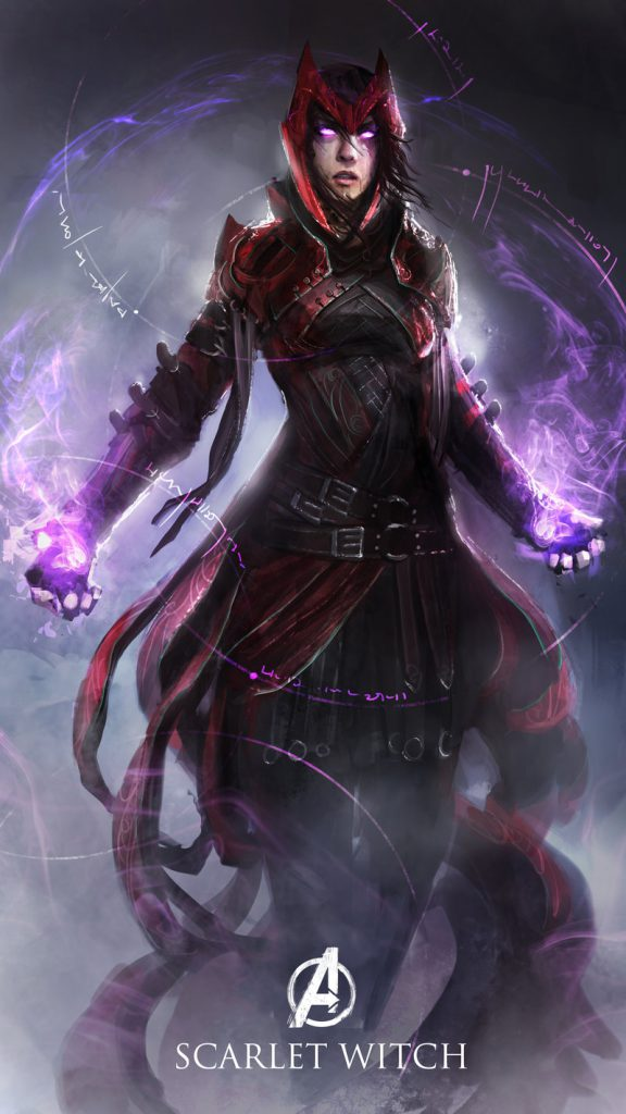 dark-fantasy-avengers-age-of-ultron-scarlet-witch