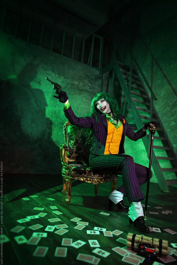 Joker Cosplay by HydraEvil 04
