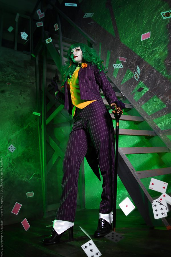 Joker Cosplay by HydraEvil 10