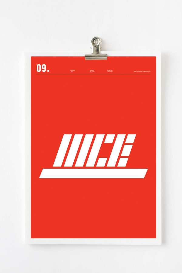 Line Logos by Nick Barclay Nike