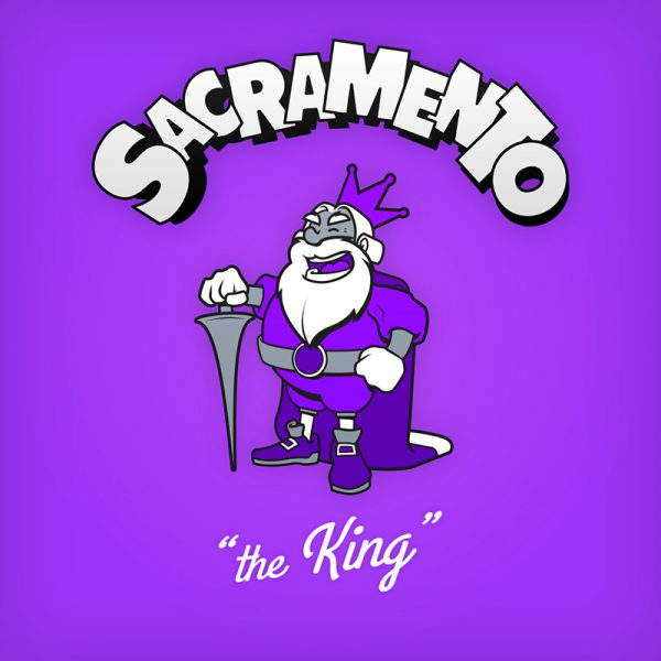 NBA Logos Cartoon Character by Baboon Creation the King