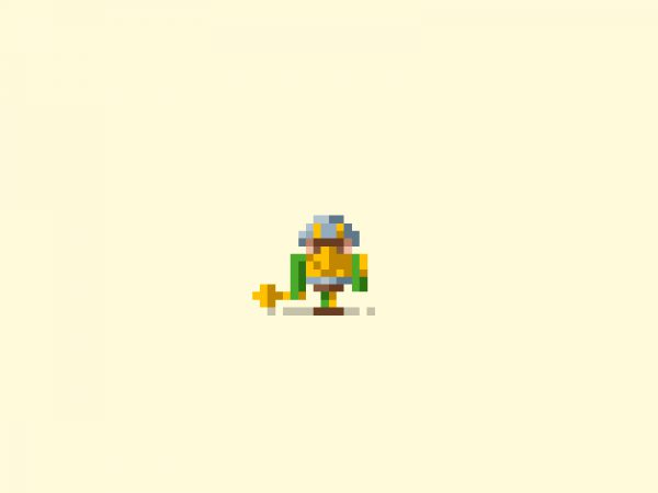 Pixelated Art by James Boorman 08