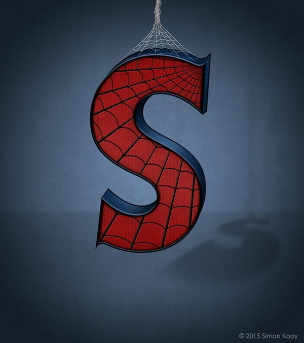 Superbet by Simon Koay Spiderman