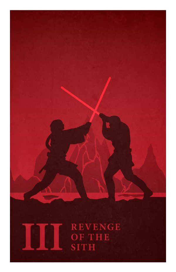 Star Wars Poster by Jonathan Ellis III